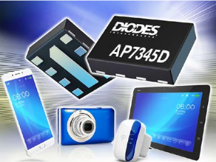 Diodes 公司锁定原电池产品应用领域,推出具备高 PSRR 及低静态电流的新款双LDO