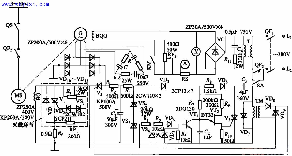"""励磁的作用是什么?(图3)  励磁的作用是什么?(图6)  励磁的作用是什么?(图8)  励磁的作用是什么?(图11)  励磁的作用是什么?(图14)  励磁的作用是什么?(图20) 为了解决用户可能碰到关于""""励磁的作用是什么?""""相关的问题,突袭网经过收集整理为用户提供相关的解决办法,请注意,解决办法仅供参考,不代表本网同意其意见,如有任何问题请与本网联系。""""励磁的作用是什么?""""相关的详细问题如下:励磁的作用是什么? ===========突袭网收集的解决方案如下=========== 解决方案"""
