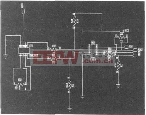 电压电流检测电路