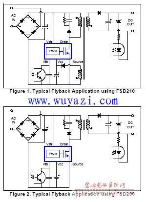 电磁炉控制开关电源电路图