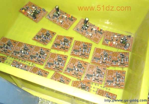 大批量电路板制作