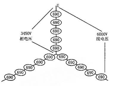 变频器的电路拓扑结构