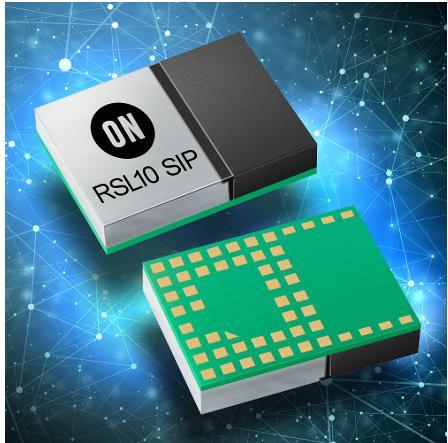 """安森美半导体扩展基于蓝牙5无线电系统单芯片 简易任何""""连接的""""应用"""